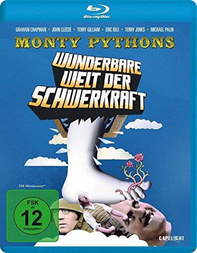 Monty Python's wunderbare Welt der Schwerkraft [Blu-ray]