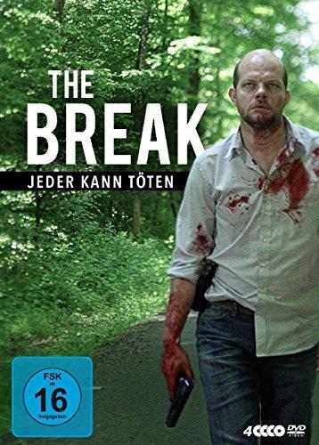 The Break - Jeder kann töten 4 DVDs