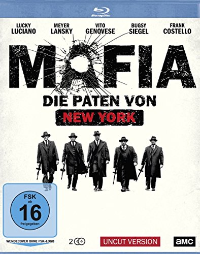 Mafia - Die Paten von New York (Uncut Version) [Blu-ray] Uncut Version [Blu-ray]