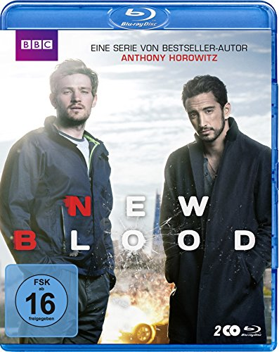 New Blood Blu-ray