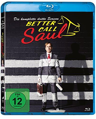 Better Call Saul Staffel 3 [Blu-ray]