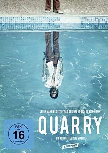 Quarry Staffel 1 (3 DVDs)
