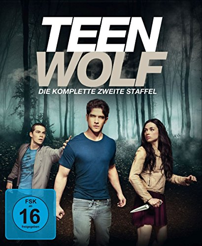 Teen Wolf Staffel 2 [Blu-ray]