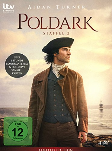 Poldark Staffel 2 (Limited Edition) (4 DVDs)
