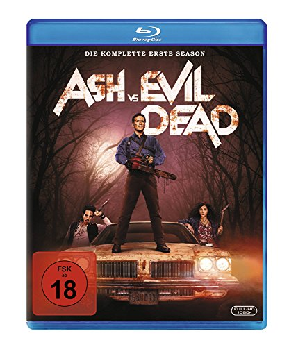 Ash vs Evil Dead Staffel 1 [Blu-ray]
