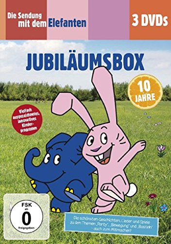 Die Sendung mit dem Elefanten Jubiläumsbox