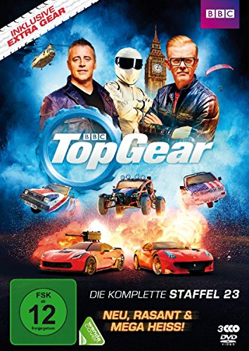 Top Gear Seriously Cool Drivin'