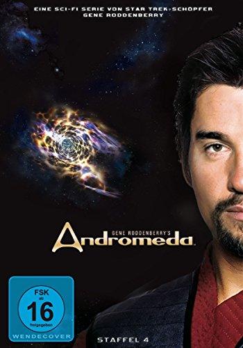 Gene Roddenberry's Andromeda Staffel 4 (6 DVDs)