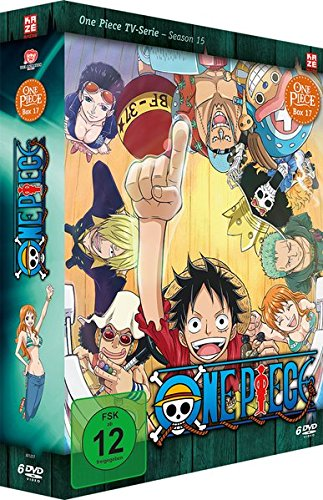 One Piece - TV-Serie, Vol.17 (6 DVDs)