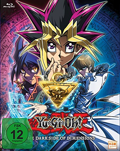 Yu-Gi-Oh! The Darkside of Dimensions [Blu-ray]