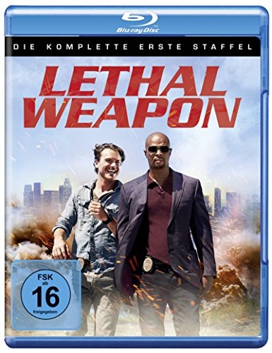 Lethal Weapon Staffel 1 [Blu-ray]