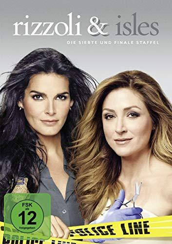 Rizzoli & Isles Staffel 7 (3 DVDs)