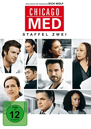 Chicago Med Staffel 2 (6 DVDs)
