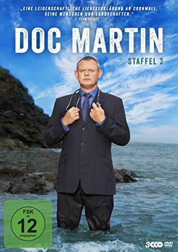 Doc Martin Staffel 3 (3 DVDs)