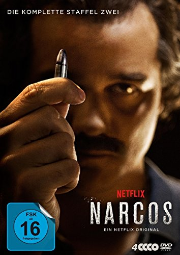 Narcos Staffel 2 (4 DVDs)