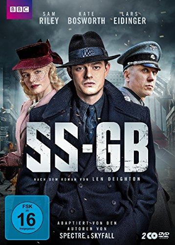 SS-GB 2 DVDs