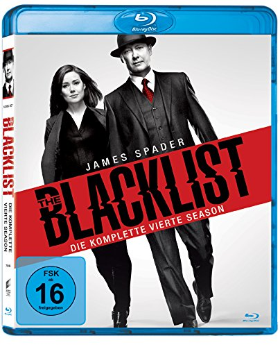 The Blacklist Staffel 4 [Blu-ray]