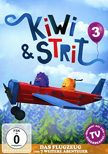 Kiwi und Strit - Flauschige Freunde Amazon Video