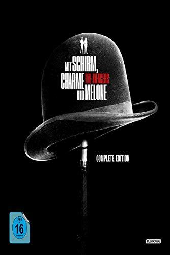 Mit Schirm, Charme und Melone 50th Anniversary Complete Edition (53 DVDs)