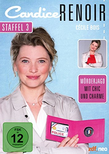 Candice Renoir Staffel 3 (3 DVDs)