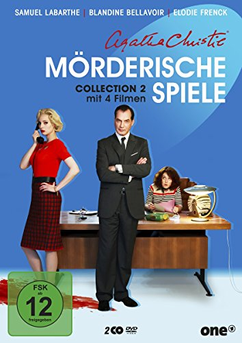 Agatha Christie - Mörderische Spiele: Collection 2 (2 DVDs)