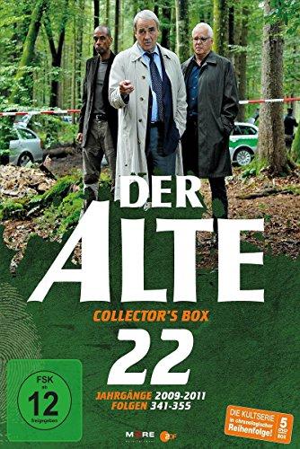 Der Alte Collector's Box Vol.22, Folge 341-355 (5 DVDs)