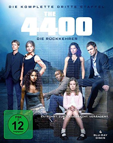 The 4400: Die Rückkehrer - Staffel 3 [Blu-ray]