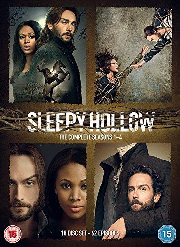 Sleepy Hollow - Series 1-4