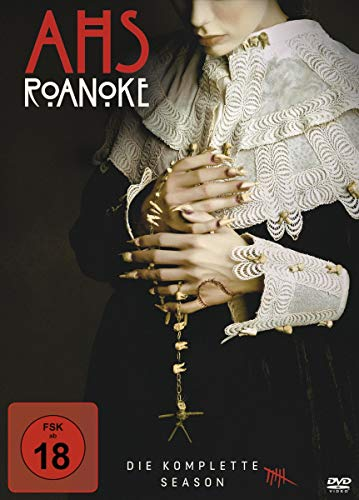 American Horror Story Staffel 6: Roanoke (3 DVDs)