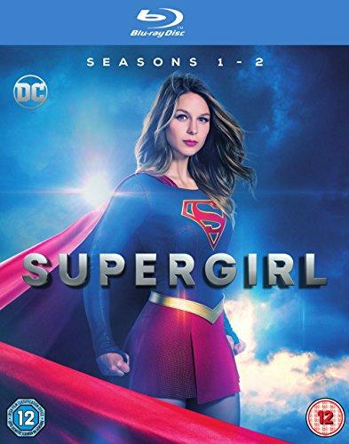 Supergirl - Series 1+2 [Blu-ray]