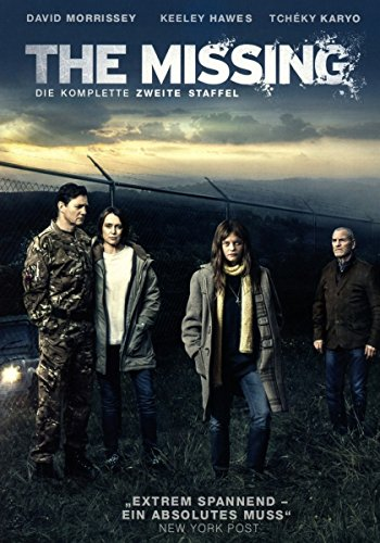 The Missing Staffel 2 (3 DVDs)