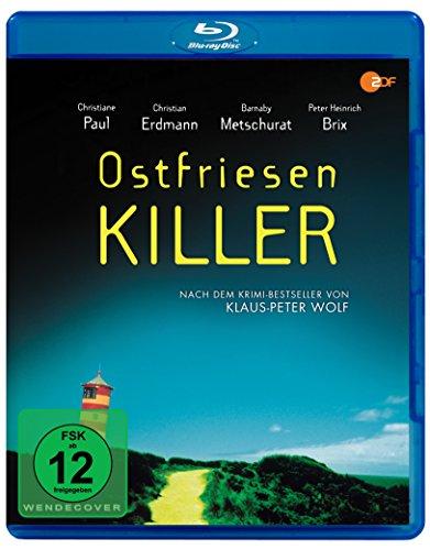 Ostfriesenkiller Blu-ray