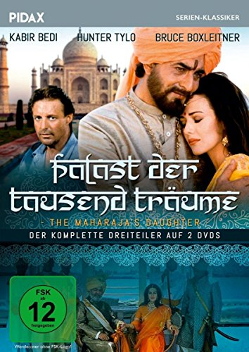 DVD-Maharaja's Daughter