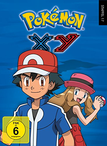 Pokémon Staffel 17: XY (6 DVDs)