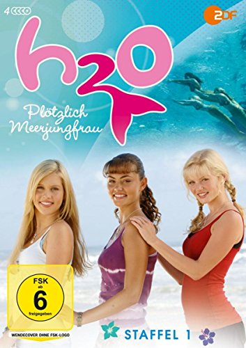 H2O - Plötzlich Meerjungfrau Staffel 1 (4 DVDs)