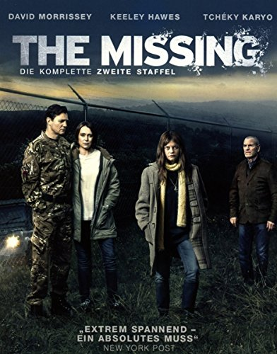 The Missing Staffel 2 [Blu-ray]