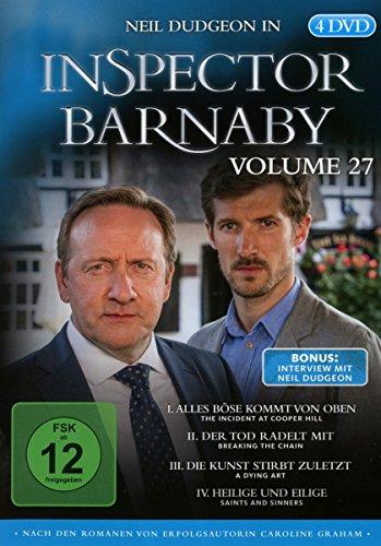 Inspector Barnaby, Vol.27 (4 DVDs)