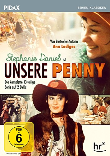 Unsere Penny Die komplette Serie (2 DVDs)