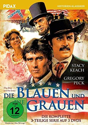 Die Blauen und die Grauen 3 DVDs