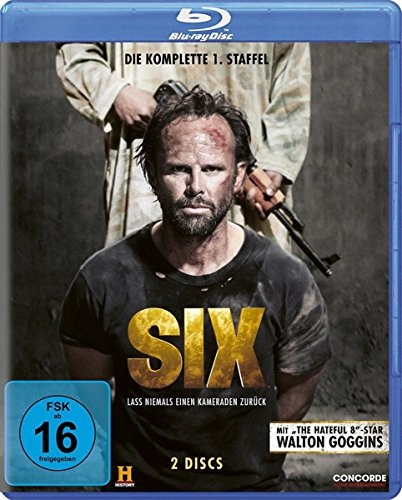 Six Staffel 1 [Blu-ray]