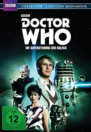Doctor Who Fünfter Doktor: Die Auferstehung der Daleks (2 DVDs / Mediabook)