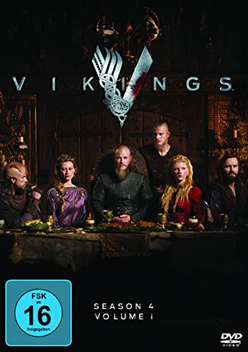 Vikings Staffel 4.1 (3 DVDs)