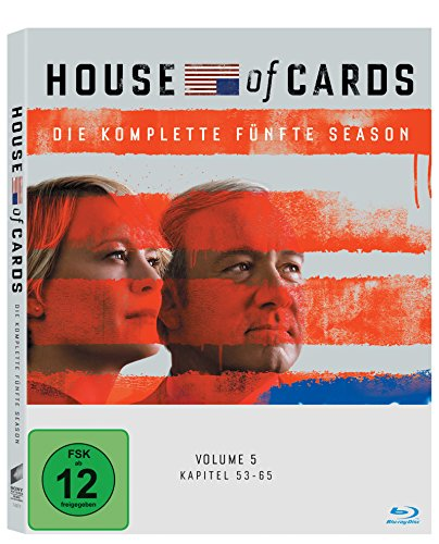 House of Cards Staffel 5 [Blu-ray]