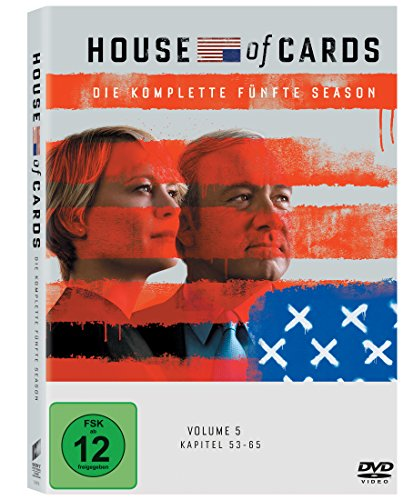 House of Cards Staffel 5 (4 DVDs)