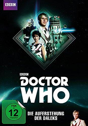 Doctor Who Fünfter Doktor: Die Auferstehung der Daleks (2 DVDs)