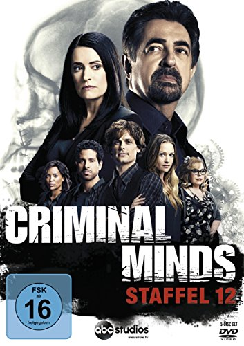 Criminal Minds Staffel 12 (5 DVDs)