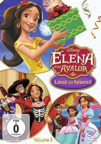Elena von Avalor, Vol. 3: Lasst uns feiern!