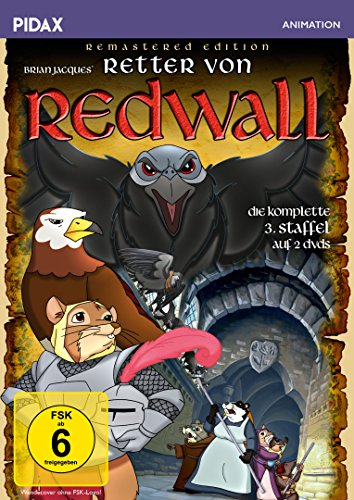 Retter von Redwall Staffel 3 (Remastered Edition) (2 DVDs)