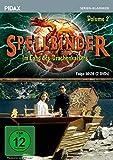 Spellbinder - Im Land des Drachenkaisers, Vol. 2 (2 DVDs)