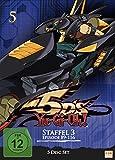 Yu-Gi-Oh! 5D's - Staffel 3.2 (Episoden 89-116) (5 DVDs)